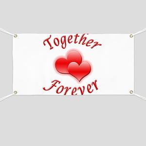 Together Forever Banner