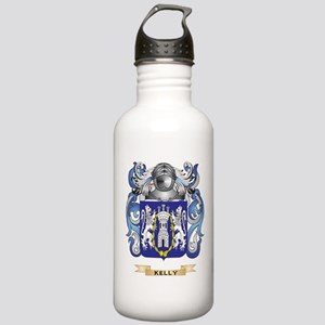 Kelly-(England) Coat of Arms (Family Crest) Water