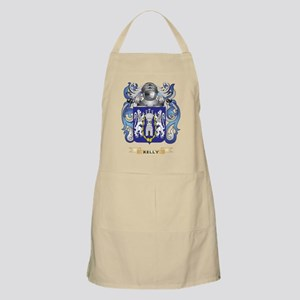 Kelly-(England) Coat of Arms (Family Crest) Apron