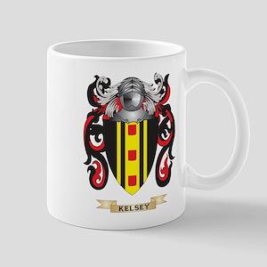 Kelsey Coat of Arms (Family Crest) Mug