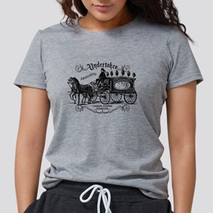 Undertaker Vintage Style Womens Tri-blend T-Shirt