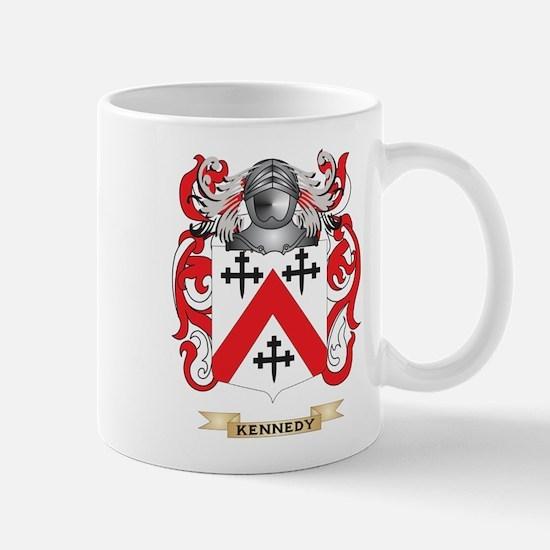 Kennedy-(Scottish) Coat of Arms (Family Crest) Mug