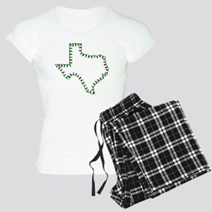 TeXmas Lights Women's Light Pajamas