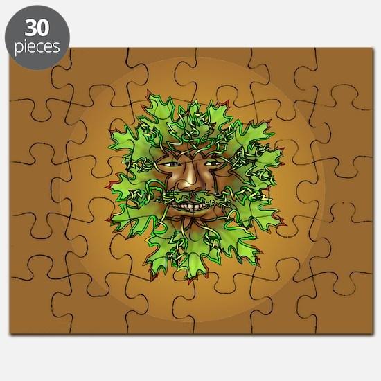 Greenman Puzzle