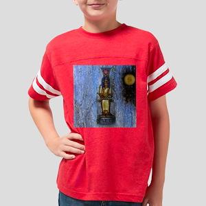The Godess Isis Youth Football Shirt