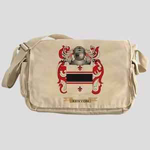 Kenyon Coat of Arms (Family Crest) Messenger Bag