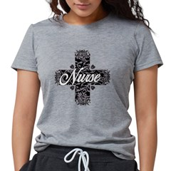 egl-nurse_bl Womens Tri-blend T-Shirt