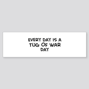 Tug Of War day Bumper Sticker