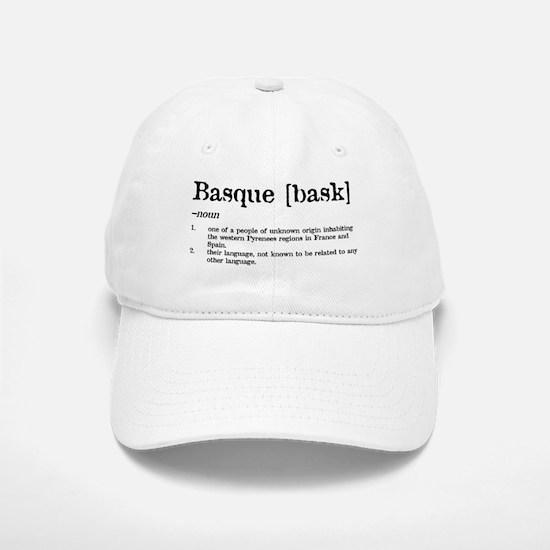 [bask] Baseball Baseball Cap