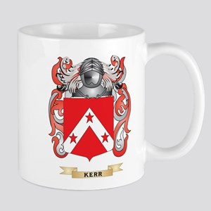 Kerr Coat of Arms (Family Crest) Mug