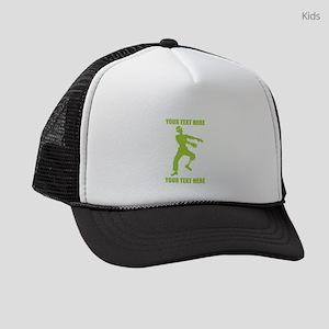 PERSONALIZED Zombie Kids Trucker hat