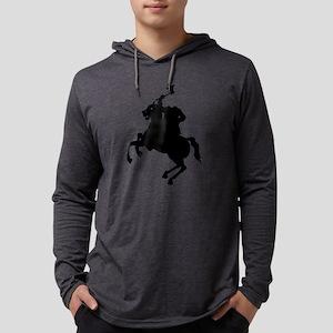 Headless Horseman Mens Hooded Shirt