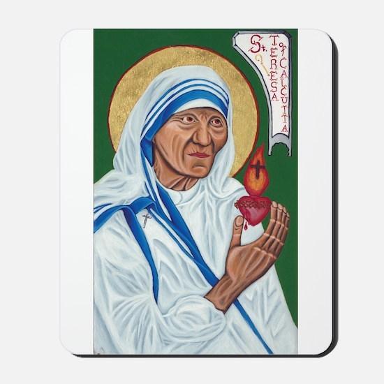 St. Teresa of Calcutta Mousepad