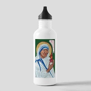 St. Teresa of Calcutta Water Bottle