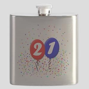 21bdayballoonbtn Flask