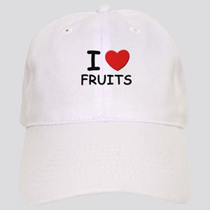 I love fruits Cap