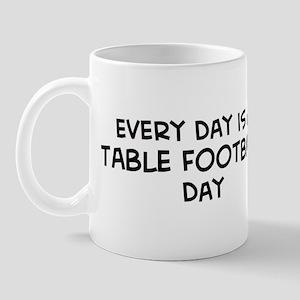 Table Football day Mug
