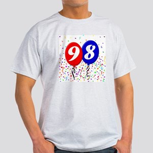 98bdayballoon Light T-Shirt