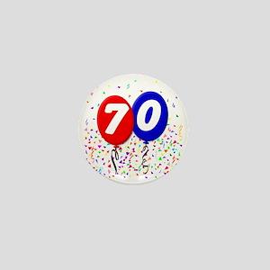 70_bdayballoon Mini Button