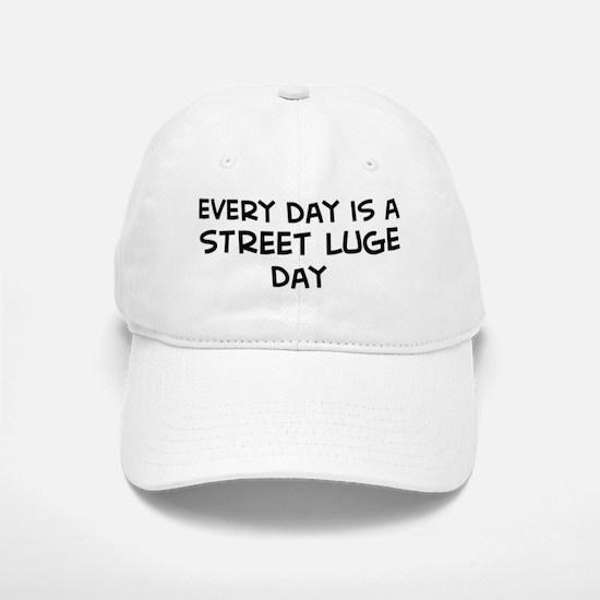 Street Luge day Baseball Baseball Cap