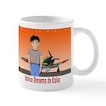 Ichiro Dreams In Color English Mug