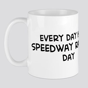 Speedway Racing day Mug