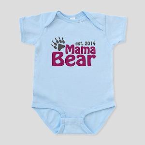 Mama Bear New Mom 2014 Infant Bodysuit