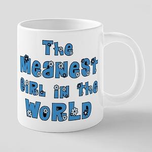 meanest-girl_tr2 20 oz Ceramic Mega Mug