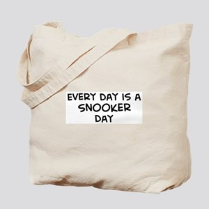 Snooker day Tote Bag