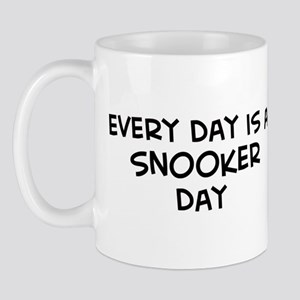 Snooker day Mug