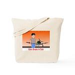 Ichiro Dreams In Color English Tote Bag