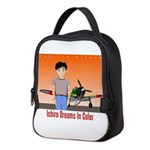 Ichiro Dreams In Color English Neoprene Lunch Bag
