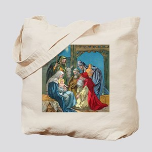 Wise Men Visit Tote Bag