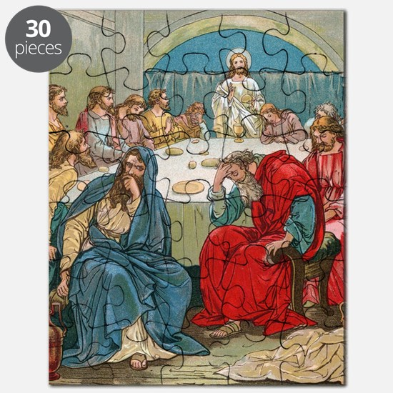 Last Supper Puzzle