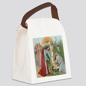 BabyMoses1 Canvas Lunch Bag