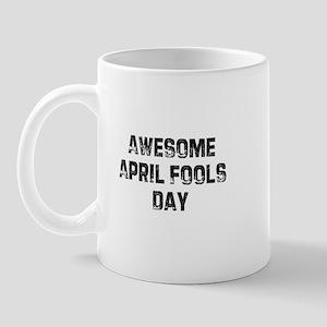 Awesome April Fools Day Mug