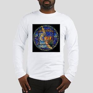 Nativity Window Long Sleeve T-Shirt