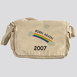 bornagain2007 Messenger Bag