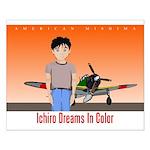 Ichiro Dreams In Color English Posters