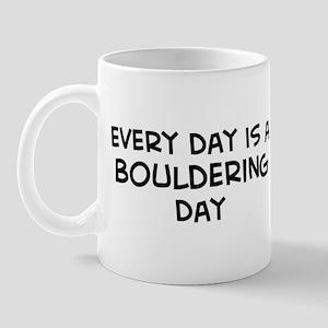 Bouldering day Mug