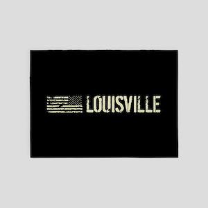 Black Flag: Louisville 5'x7'Area Rug