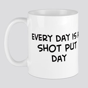 Shot Put day Mug