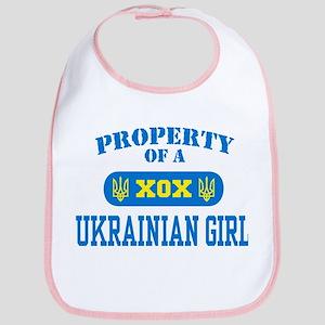 Property of a Ukrainian Girl Bib