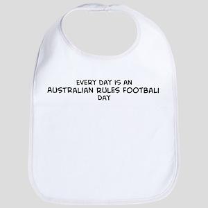 Australian Rules Football day Bib