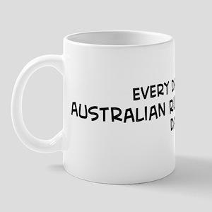 Australian Rules Football day Mug