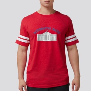 Alternative Facts Mens Football Shirt