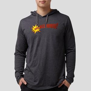 Not All Men Mens Hooded Shirt