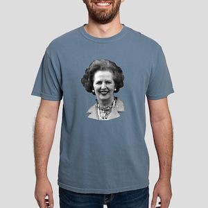 Margaret Thatcher Mens Comfort Colors Shirt