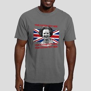 CUSTOM TEXT Thatcher UK Mens Comfort Colors Shirt