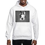 French Bulldog Hooded Sweatshirt